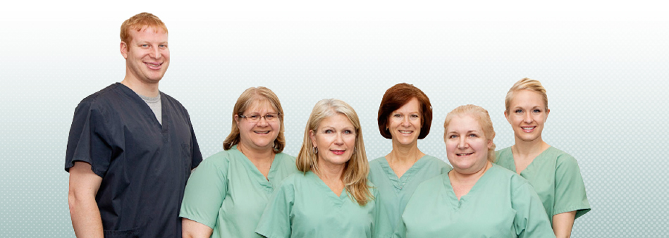 Our dental clinical staff